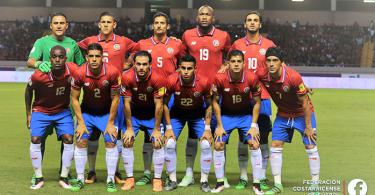 Selección de Costa Rica 2016