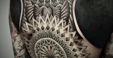 Tatuajes negros