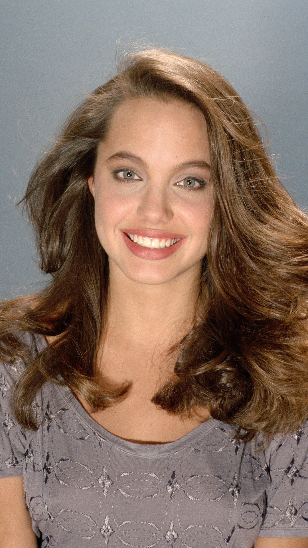 Angelina Jolie antes d... Angelina Jolie